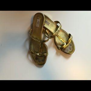 Preowned Prada Sandals